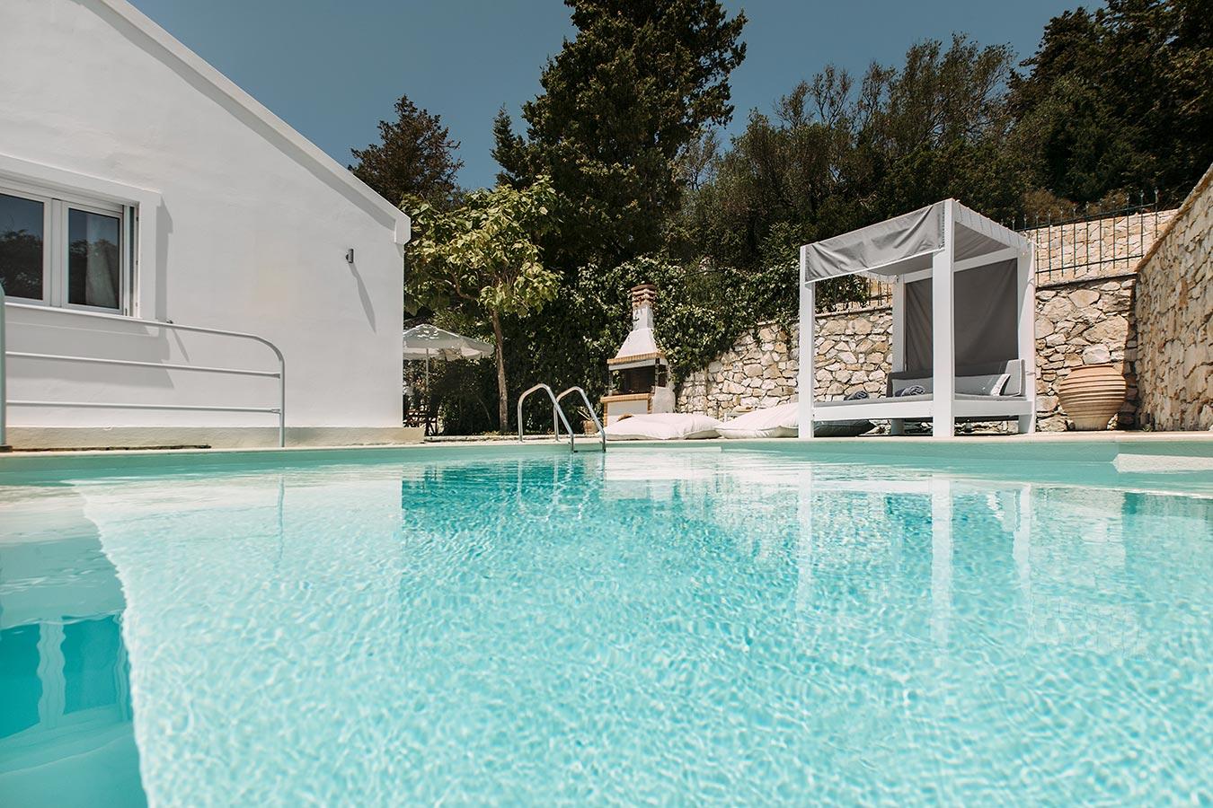 Dandelion Villas Paxos Jasmine Villa Pool