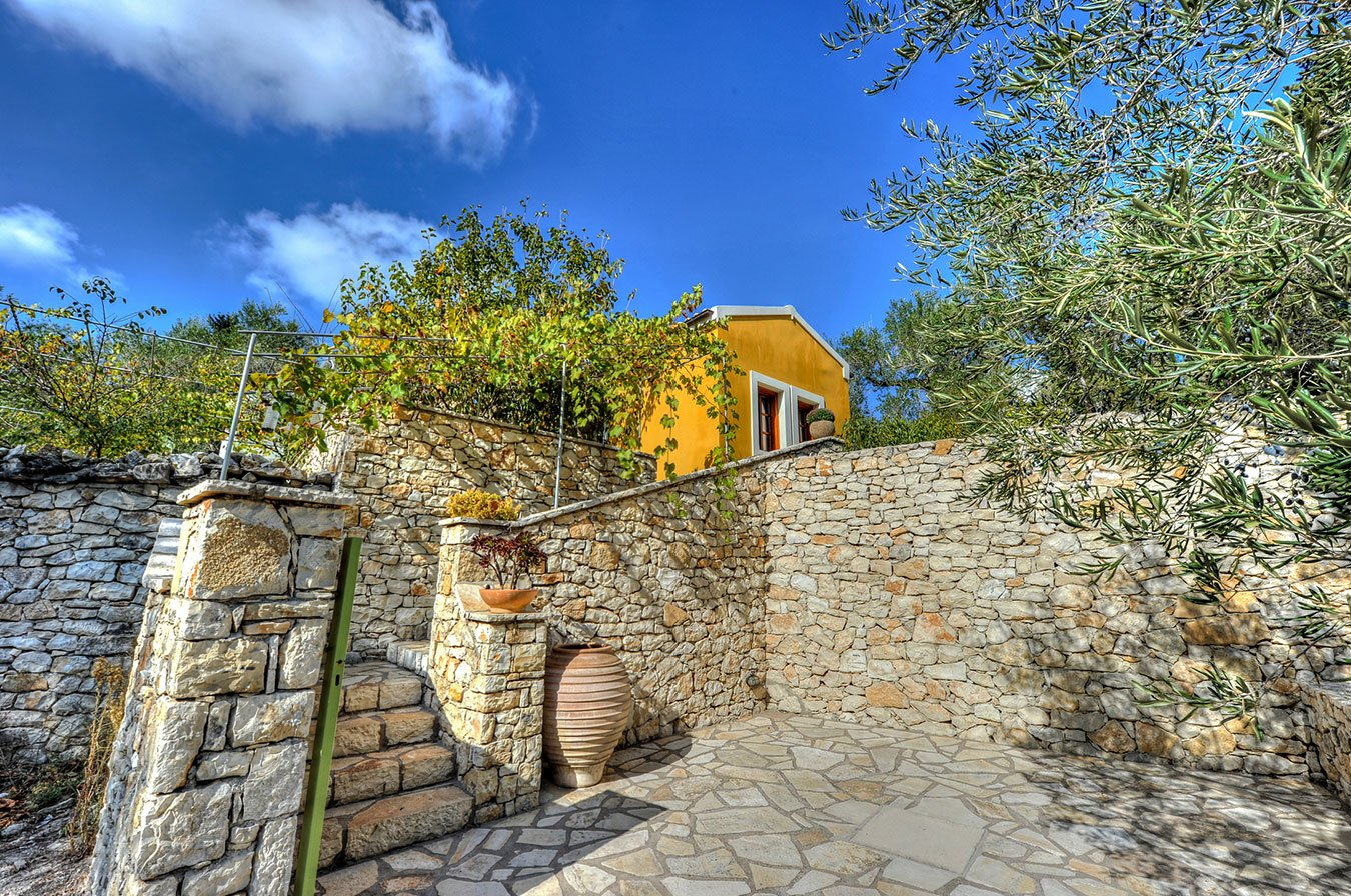 Dandelion Villas Paxos Agathi Cottage