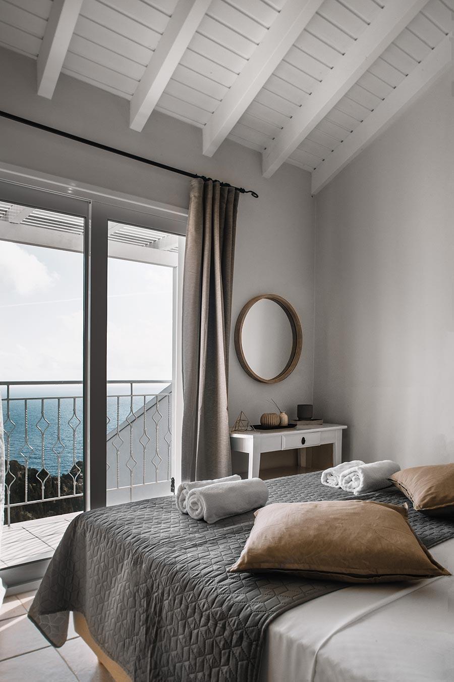 Dandelion Villas Paxos Jasmine Villa Bedroom