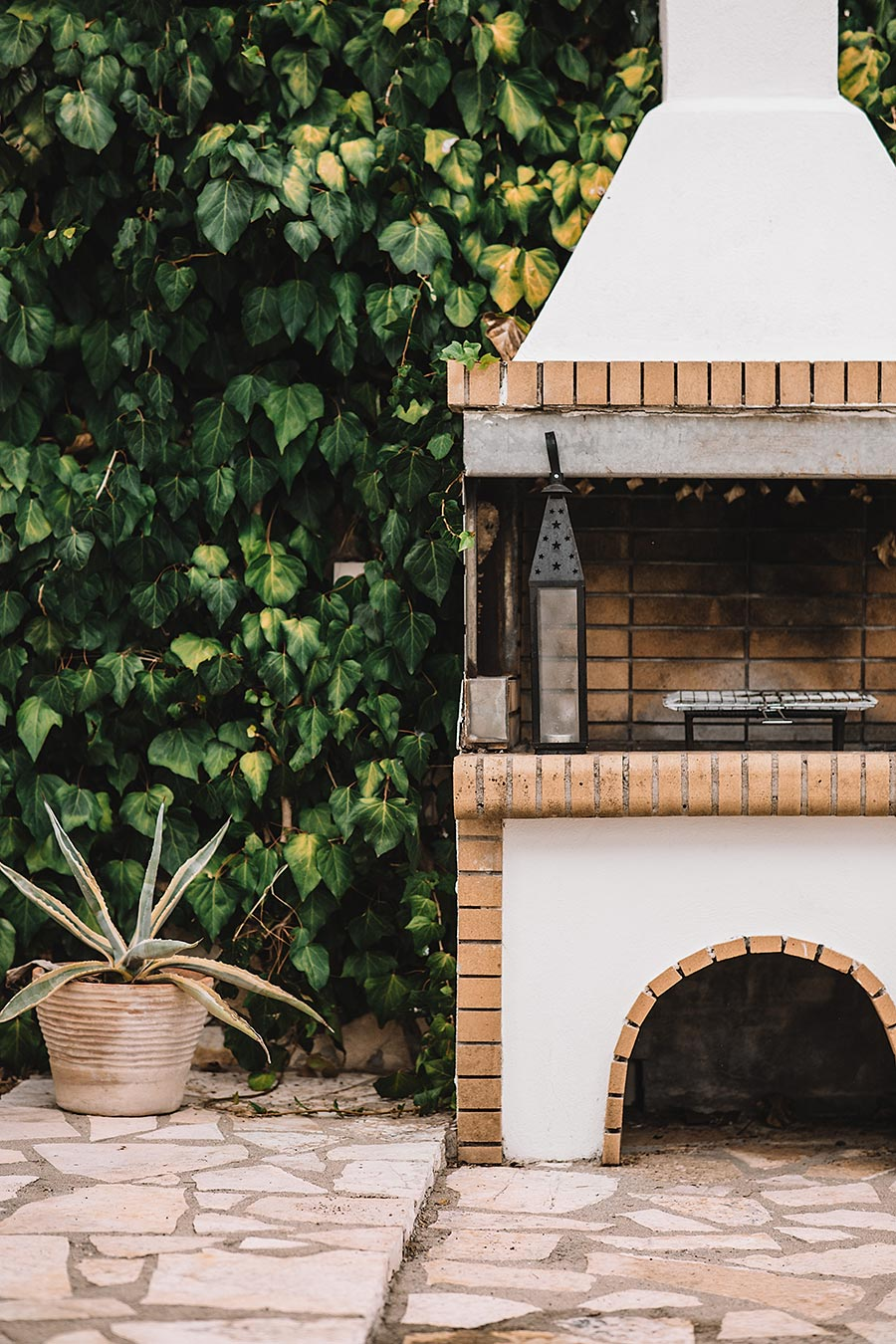 Dandelion Villas Paxos Jasmine Villa BBQ