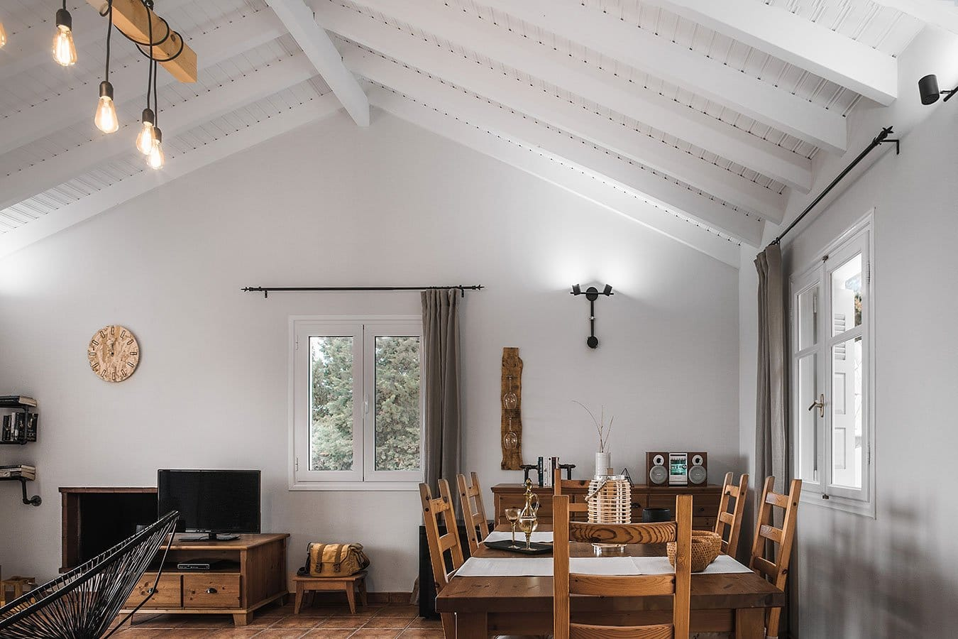 Dandelion Villas Paxos Gardenia Villa Dining Room