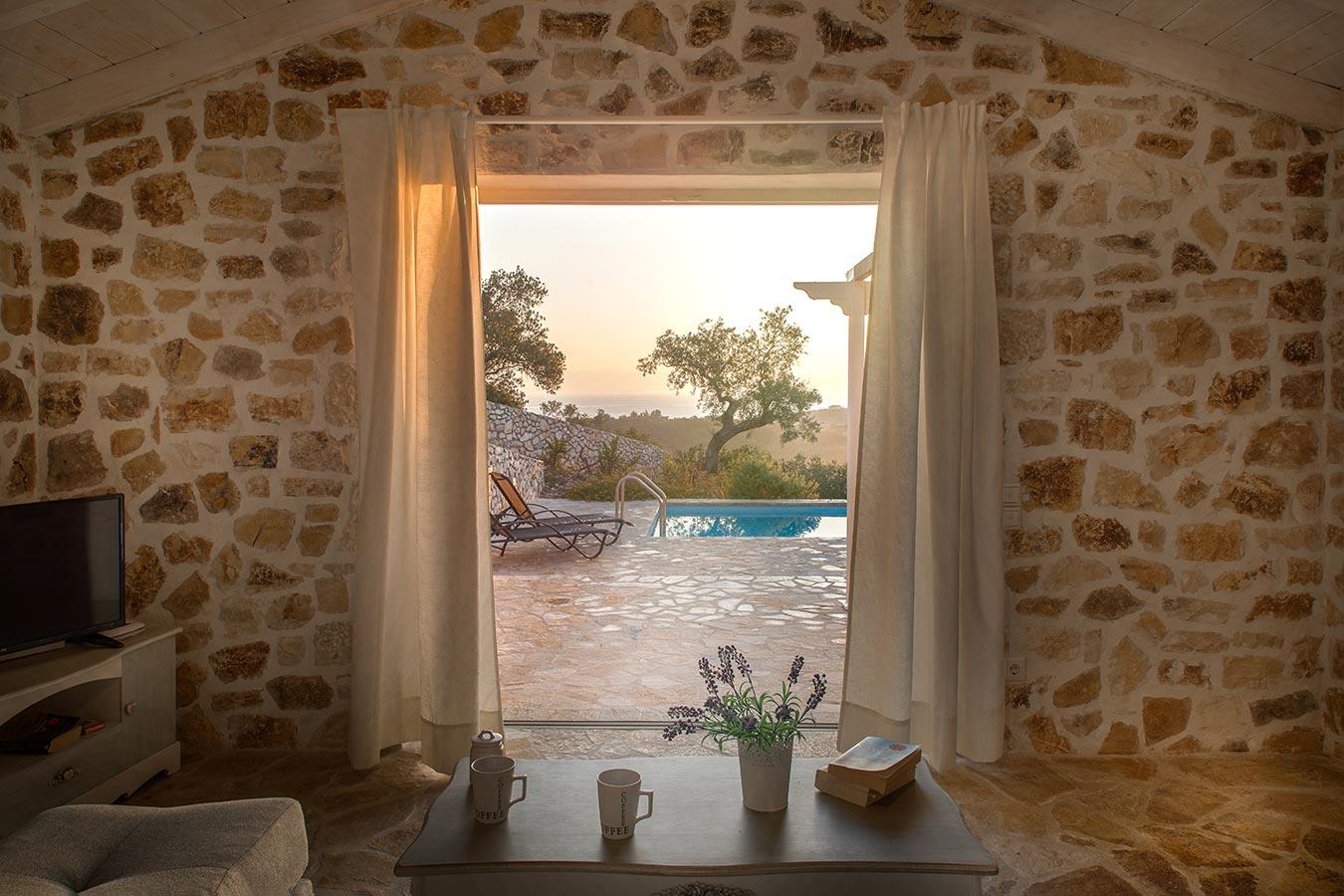 Dandelion Villas Paxos Spitaki Villa