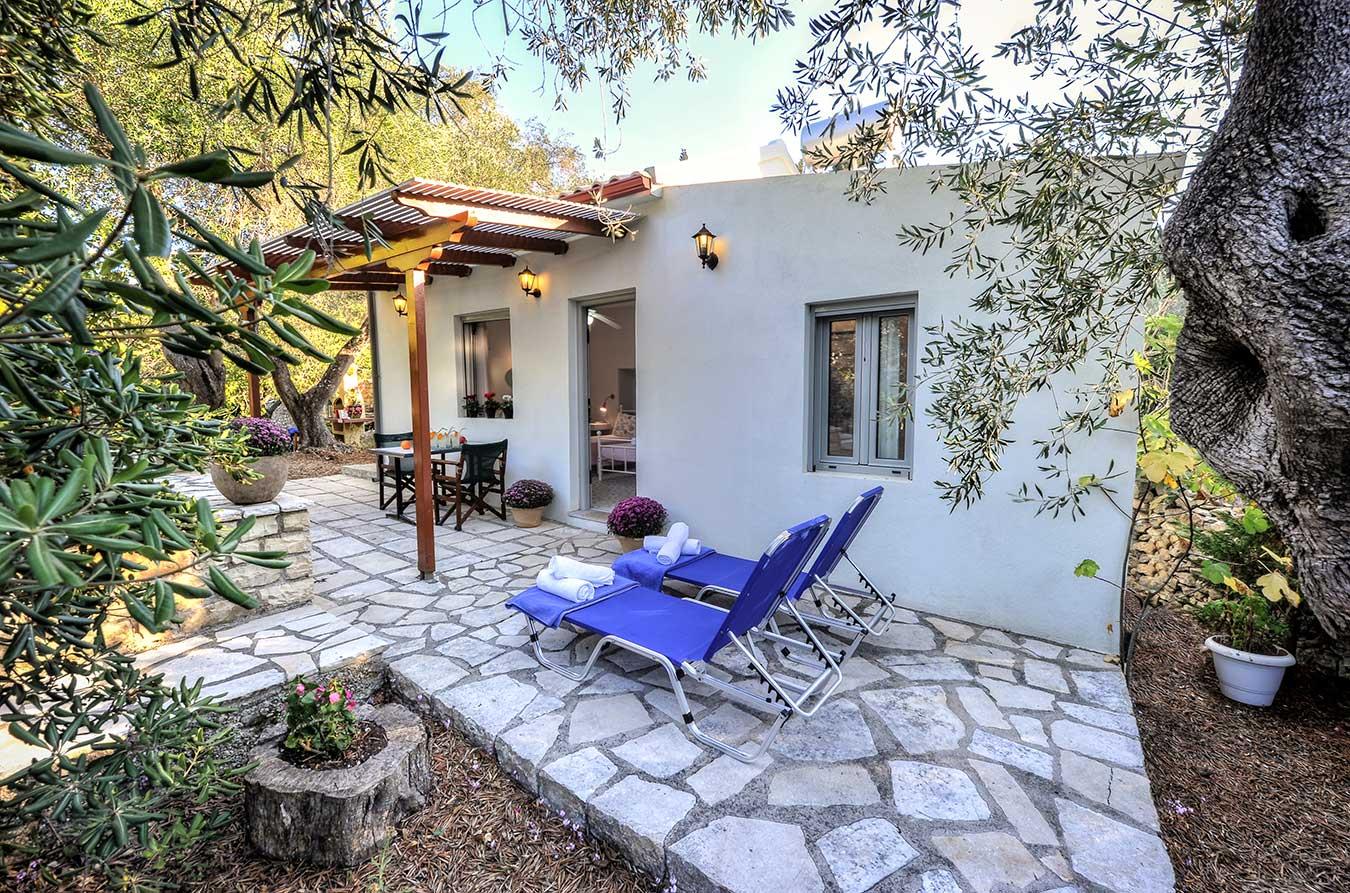 Dandelion Villas Paxos Stefanos Cottage