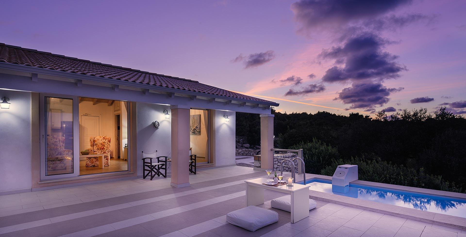 Lovers Nest Antipaxos Villa