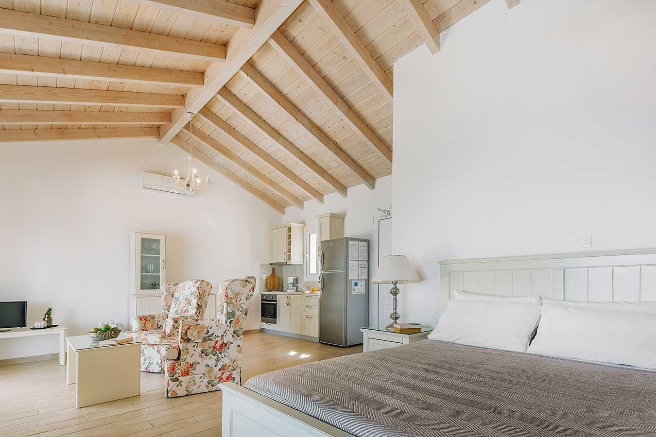 Lovers Nest Living Room
