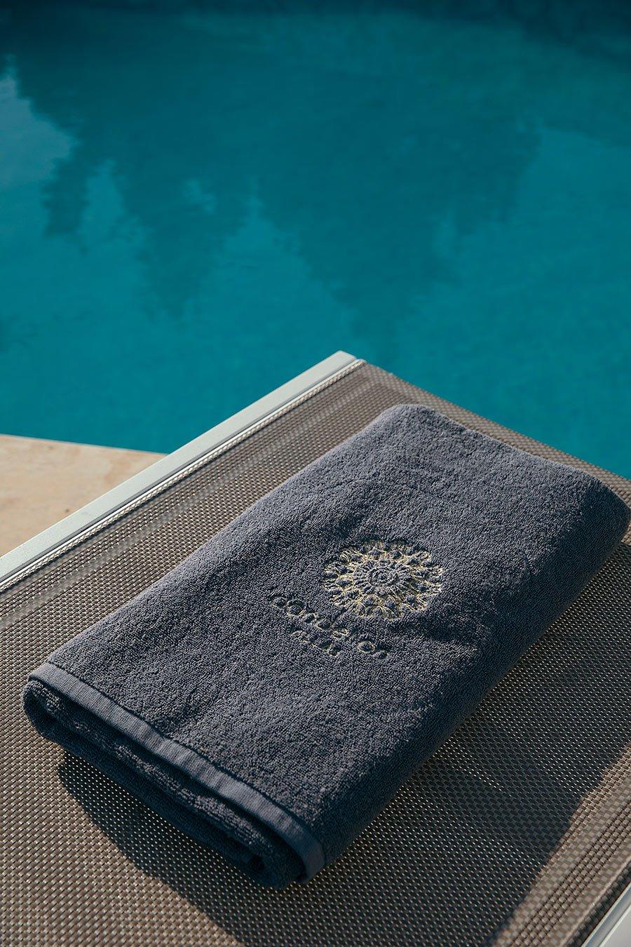 Kyparissi Villa Paxos Dandelion Towels