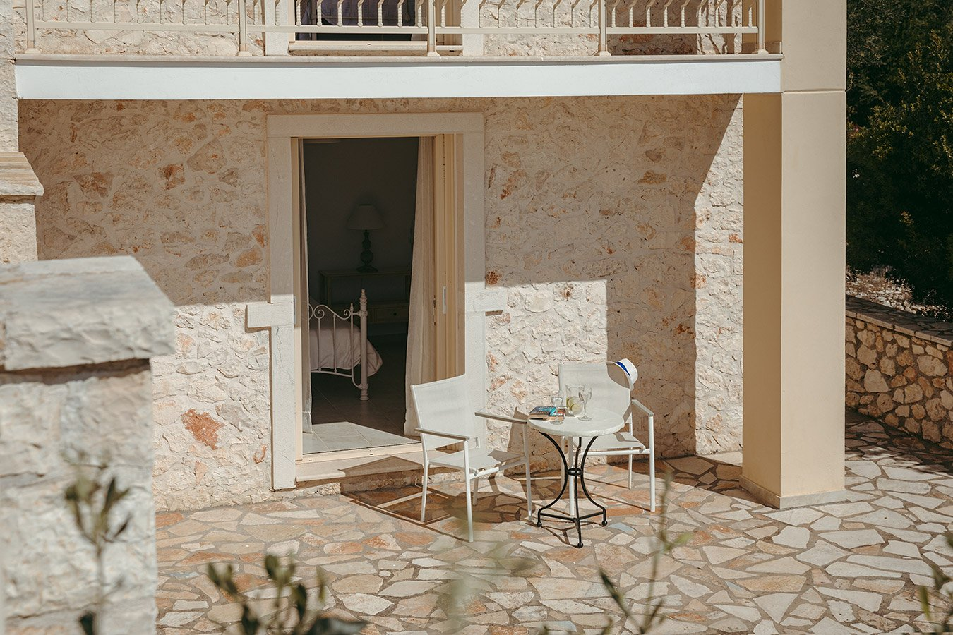 Kyparissi Villa Paxos Exterior