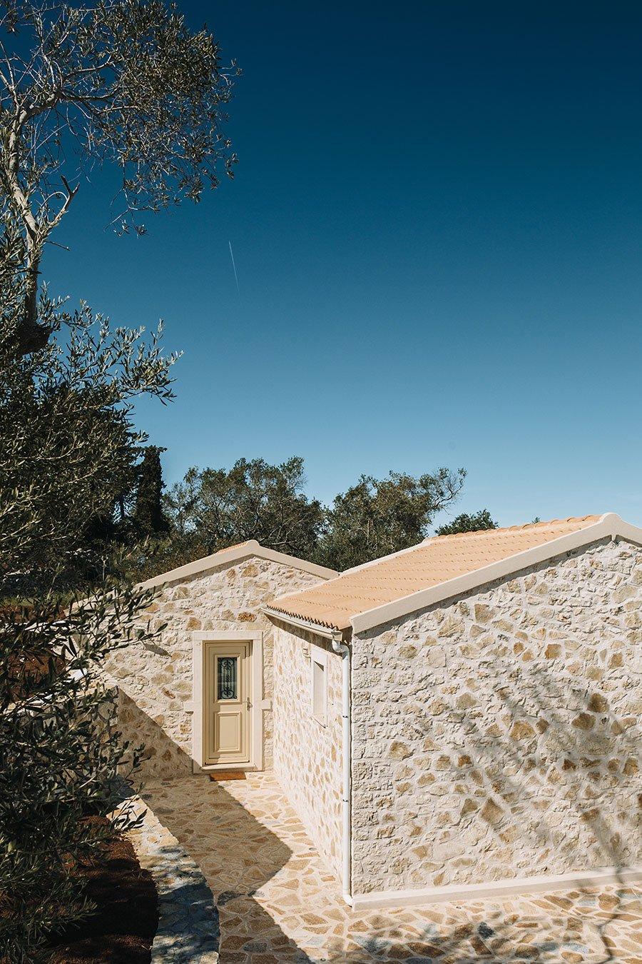 Sapfo Paxos Villa