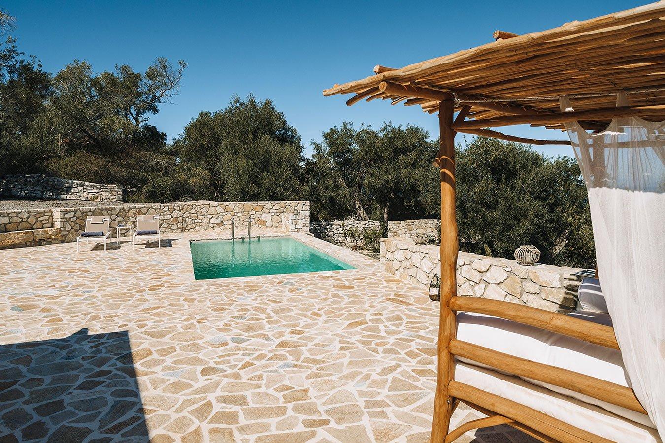 Sapfo Paxos Villas Details