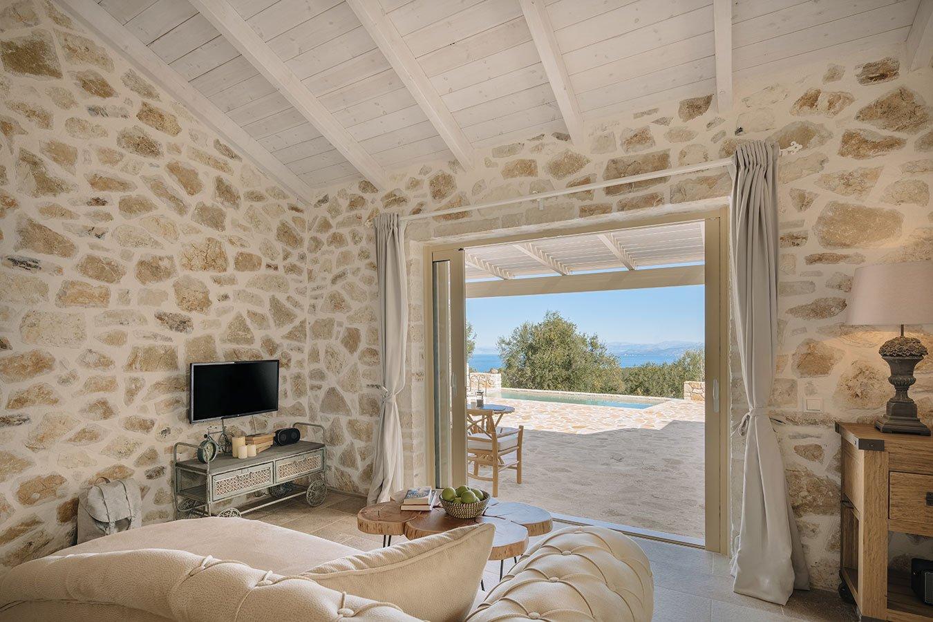 Sapfo Villa Paxos Interior2